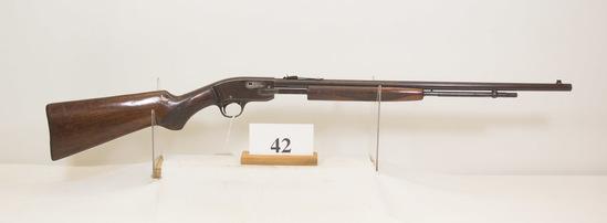 Savage, Model 29-A, Pump Rifle, 22 cal,
