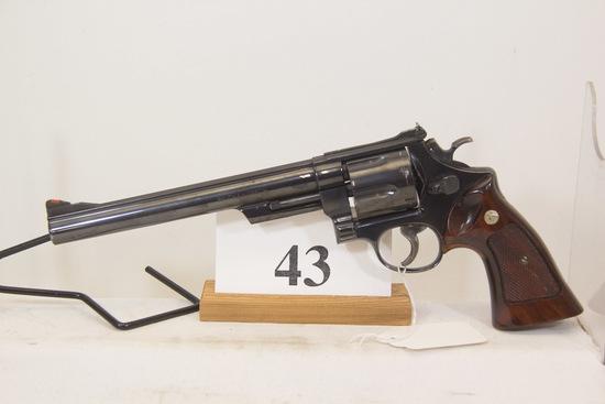 Smith Wesson, Model 57-1, Revolver, 41 mag cal,