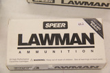 1 Box of 25, Speer Lawman 40 S&W 165 gr GDHP