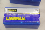 1 Box of 25, Speer Lawman 41 Action Express