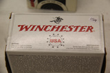 1 Box of 100, Winchester 38 Spl 130 gr FMJ