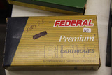 1 Box of 20, Federal Premium 270 Win 150 gr Nosler