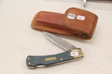Schrade 50T  Single Blade Pocket Knife with