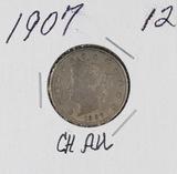 1907 - LIBERTY