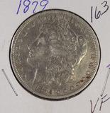 1879 - MORGAN DOLLAR - VF