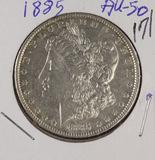 1885 - MORGAN DOLLAR - AU
