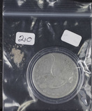 1856-O LIBERTY SEATED HALF DOLLAR - VG