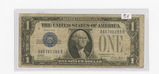 SERIES OF 1928-A ONE DOLLAR SILVER CERTIFICATE -