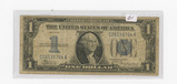 SERIES OF 1934 ONE DOLLAR SILVER CERTIFICATE