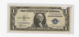 SERIES OF 1935-A ONE DOLLAR SILVER CERTIFICATE - CU