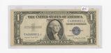 SERIES OF 1935-G ONE DOLLAR SILVER CERTIFICATE - CU