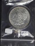1885-O MORGAN DOLLAR - BU