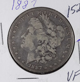 1887 - MORGAN DOLLAR - VF