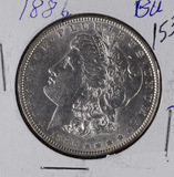 1886 - MORGAN DOLLAR - BU