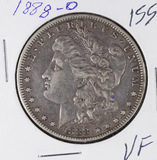 1888 - O MORGAN DOLLAR - VF