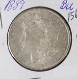 1889 - MORGAN DOLLAR - BU
