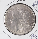 1900 - MORGAN DOLLAR - AU