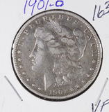 1901-O MORGAN DOLLAR - VF