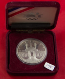 1984 - 23RD OLYMPIC SILVER DOLLAR - PROOF