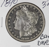 1890 - MORGAN DOLLAR - PROOF LIKE BU+