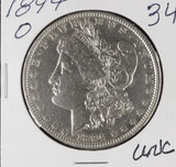 1894-O MORGAN DOLLAR - UNC