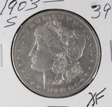 1903-S MORGAN DOLLAR - XF