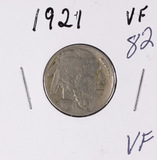 1921 - BUFFALO NICKEL - VF