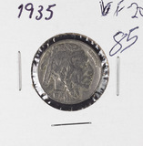 1935 - BUFFALO NICKEL - VF