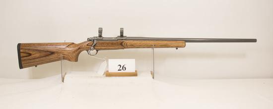 Ruger, Model 77 Mark II, Bolt Rifle, 6 PPC cal,