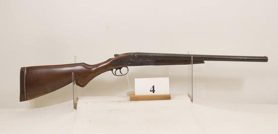 Knickerbocker, Shotgun, Model Double, 12 ga