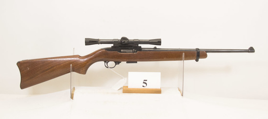 Ruger, Model 1022, Semi Auto Rifle, 22 cal,