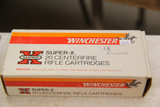 18 Rounds, Winchester Super X 30-30 Win