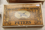 1 Box of 20, Peters 30-06 Springfield, 150 gr