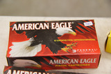 1 Box of 50, American Eagle 9 mm Luger 124 gr
