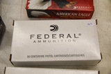 1 Box of 50, Federal 40 S&W 180 gr JHP