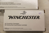 1 Box of 50, Winchester 40 S&W 180 gr JHP