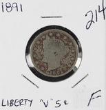1891 - LIBERTY