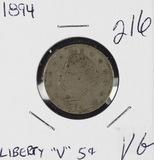 1894 - LIBERTY