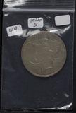 1926-S PEACE DOLLAR - VF+
