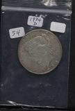 1934-D PEACE DOLLAR - XF