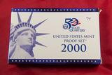 2000 - US PROOF SET