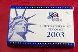 2003 - US PROOF SET