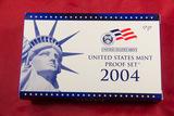 2004 - US PROOF SET