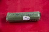 1 ROLL (50 COINS) MERCURY DIMES