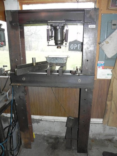 22 Ton Hydrolic Press