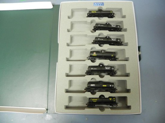 N scale tank cars lot