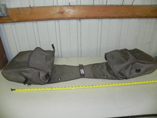 Insulated Panniers