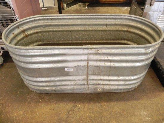 """56x24x24"""" Farmaster oval stock tank"""