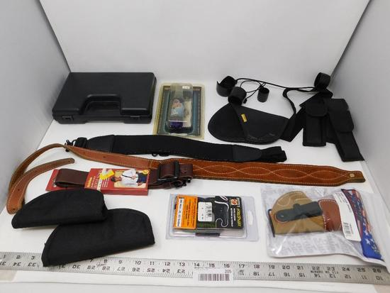 Gun parts assortment
