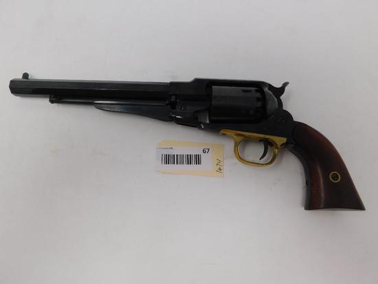 Pietta 1858 Remington Black powder revolver